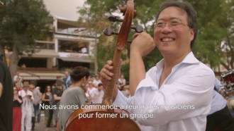 The Music of Strangers: Yo-Yo Ma and the Silk Road Ensemble Bande-annonce VOST