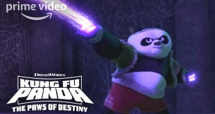 Kung Fu Panda: The Paws of Destiny Bande-annonce VO