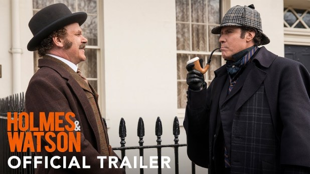 Holmes & Watson Bande-annonce VO