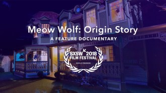 Meow Wolf: Origin Story Teaser VO