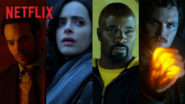 Marvel's The Defenders Bande-annonce VF