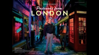 Postcards from London Bande-annonce VO