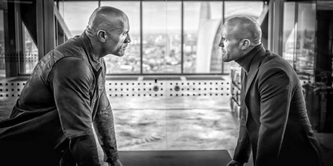 Hobbs and Show : Dwayne Johnson dévoile une nouvelle photo du film.