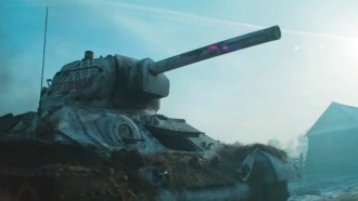 T-34 Bande-annonce VO