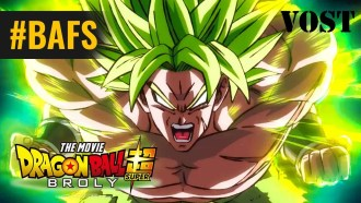 Dragon Ball Super : Broly Bande-annonce (4) VF