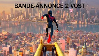 Spider-Man : New Generation Bande-annonce (2) VOST