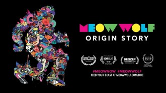 Meow Wolf: Origin Story Bande-annonce VO