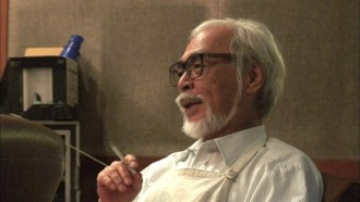Never-Ending Man: Hayao Miyazaki Bande-annonce VOST