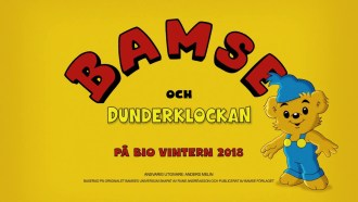 Bamse and the Thunderbell Bande-annonce VO