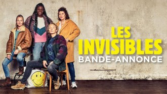Les Invisibles Bande-annonce VO
