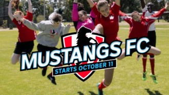 Mustangs FC Bande-annonce VO