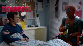 Once Upon a Deadpool Bonus VO
