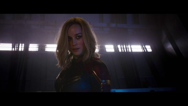 Captain Marvel Extrait (2) VF