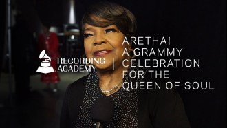 Aretha! A Grammy Celebration for the Queen of Soul Bande-annonce VO