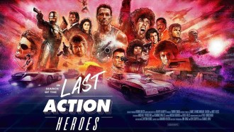 In Search of the Last Action Heroes Bande-annonce VO