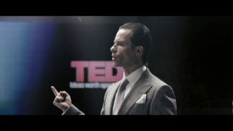The Peter Weyland Files: TED 2023 Extrait VO