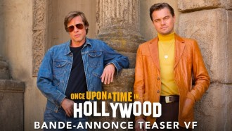 Once Upon a Time in Hollywood Teaser (2) VF