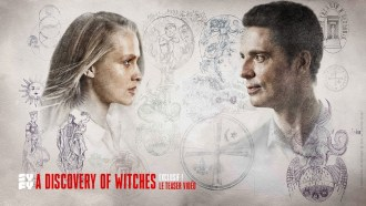 A Discovery of Witches Teaser (2) VF