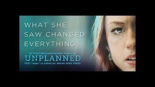 Unplanned Bande-annonce (2) VO