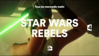 Star Wars Rebels - Saison 3 Bande-annonce (3) VF