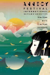 Festival du film d'animation d'Annecy 2019