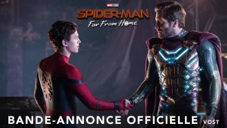 Spider-Man: Far from Home Bande-annonce (7) VO