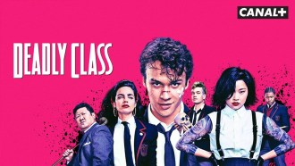 Deadly Class Bande-annonce (2) VF