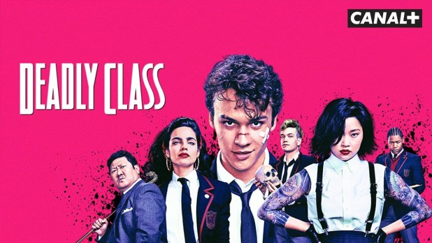 Deadly Class Bande-annonce (2) VOST