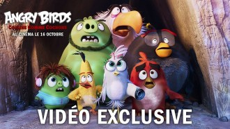 Angry Birds : Copains comme cochons Extrait VF