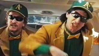 The Lonely Island Presents: The Unauthorized Bash Brothers Experience Extrait (2) VO