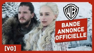 Game of Thrones - Saison 8 Bande-annonce (3) VF