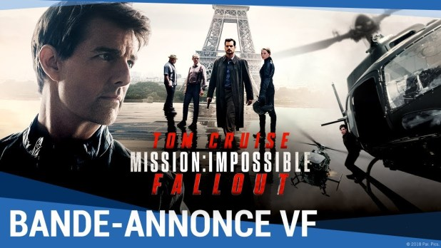 Mission : Impossible - Fallout Bande-annonce (4) VF
