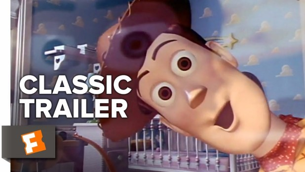 Toy Story Bande-annonce (4) VO