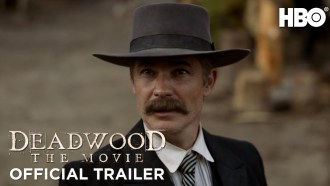 Deadwood : the movie Bande-annonce (2) VO