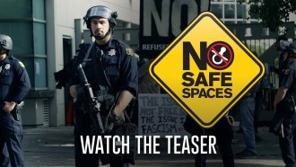 No Safe Spaces Teaser VO