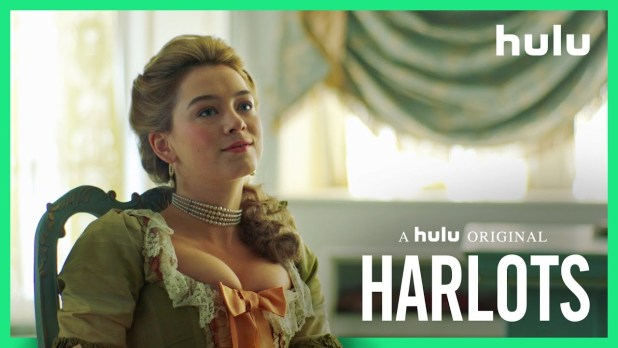 Harlots Bande-annonce VO