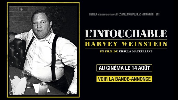 L'Intouchable, Harvey Weinstein Bande-annonce VOST