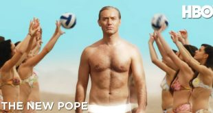 The New Pope : Jude Law très hot dans le teaser