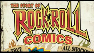 The Story of Rock 'n' Roll Comics Bande-annonce VO