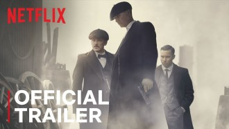 Peaky Blinders - Saison 5 Bande-annonce (3) VO