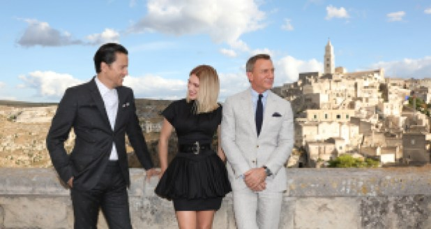 No Time to Die : des photos de l'équipe de Bond 25 en Italie photo 4