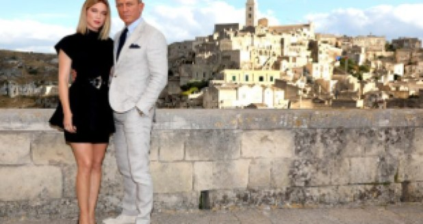 No Time to Die : des photos de l'équipe de Bond 25 en Italie photo 1