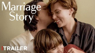 Marriage Story Bande-annonce VO