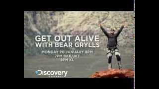 Get Out Alive with Bear Grylls Bande-annonce VO