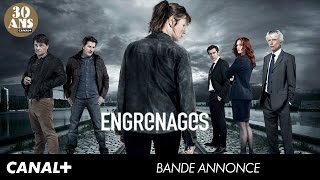 Engrenages - Saison 5 Bande-annonce VF
