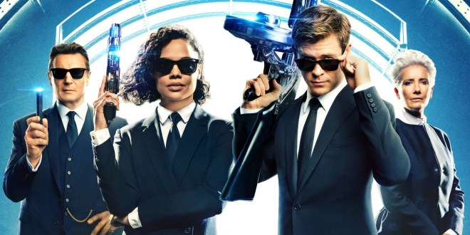Men in Black International : le steelbook Blu-ray 4K chez la Fnac