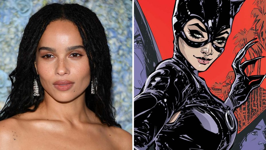 Zoe Kravitz sera Catwoman dans le film de Matt Reeves — The Batman