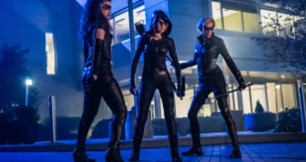 Green Arrow and the Canaries : premières images du spin-off d'Arrow photo 11