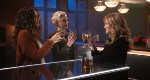 Green Arrow and the Canaries : premières images du spin-off d'Arrow photo 13