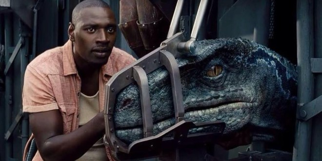 Jurassic World 3 : Omar Sy revient pour le final